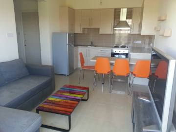 2 Bedroom, fully furnished flat for rent Agios Tychon Tourist Area