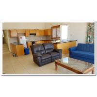 3 bedroom partly furnished apartment in Yeroskipou
