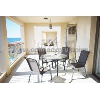 two bedroom luxury apartment close to the beach