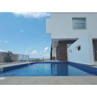 3 bedroom detached modern villa in Chloraka close to the sea