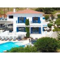 Villa 4 bed Holiday villa in Cyprus