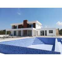 Brand new villa in Coral bay