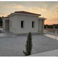 3 bedroom brand new house in Fyti village